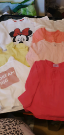 13 items Girls bundle of clothes age 18 months - 2 yrs NEXT/F&F/H&M