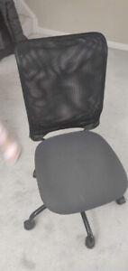 Mint IKEA office chair