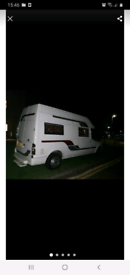 Ford Transit motorhome for sale