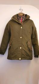 Girls Michael Kors Coat and detatchable jacket age 10-12yrs