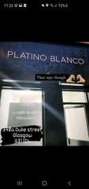 MAC Makeup Artist & Platino Blanco - Brand new Salon 🖤