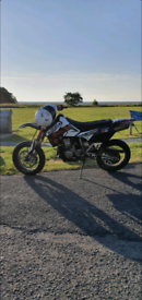 Drz 400sm for sale. PRICE DROP. need sold as no room