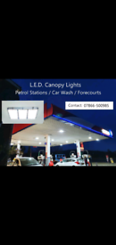 Led lighting commercial and industrial for sale