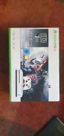 XBOX 1 S 1TB mint condition 20 games