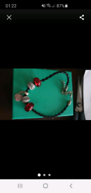 Charm bracelet for sale