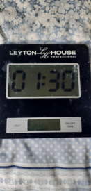 Leyton House professional hairdresser digital scales