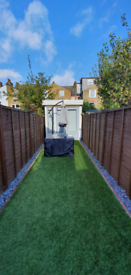 1 BED SPLIT LEVEL PRIVATE GARDEN FLAT IN CHELSEA/FULHAM