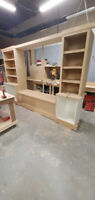Looking for experienced cabinet maker
