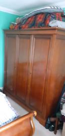 large wardrobe
