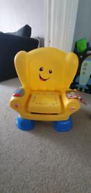 Fisher price kids chair