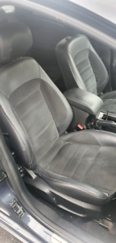 2011 Ford Mondeo Estate Titanium X Half Leather Heated and Cooled Seat