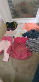 DKNY, MANGO, LAURA ASHLEY ETC Baby clothes bundle