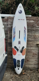 BIC Sport 256 Windsurfer Board with Fin