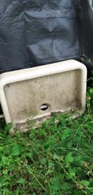 Butlers Sink Vintage Ideal Planter or Garden Ornement