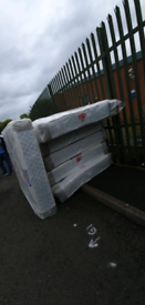BRAND NEW DUAL SIDED MATTRESSES DIRECT FROM MANUFACTURER WITH FREE DEL