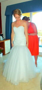 Wedding Dress - Mori Lee (Size 4 - Street Size 6) London Ontario image 4