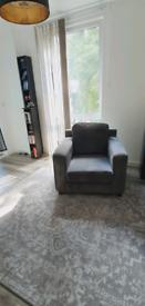 Armchair - Grey ,Comfortable