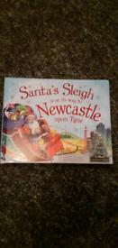 Santas sleigh book