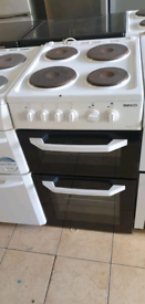 Beko 50cm electric cooker