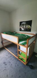 Ikea kura cabin bed
