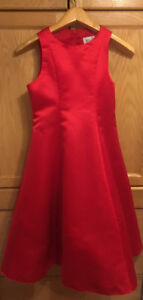 Red Sugarplum girl's Valentine gown /dress.