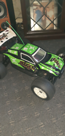 Rc 1/8 electric buggy
