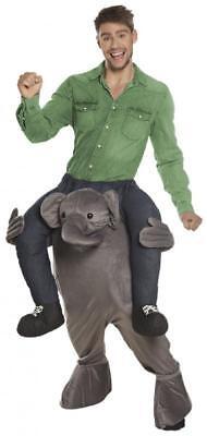 Carry Me trag mich Huckepack Kostüm Elefantenkostüm Overall - Trag Mich Huckepack Kostüm