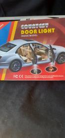Mazda door lights