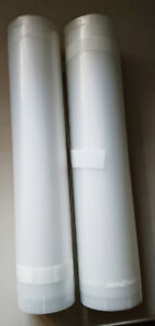 Vacuum Sealer Rolls Food Storage Bags 2 rolls