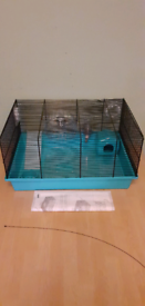 New £100 hamster cage to buy in pet shop