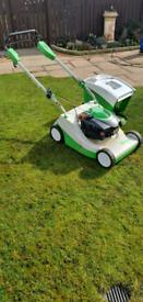 Viking self propelled Petrol lawnmower