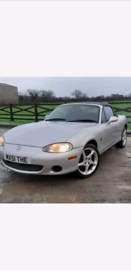 "Mazda MX5 1.8 ""MX5 1THE"" Private Reg! Mk2 Roadster"