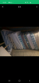21. Selection of 4ft 6 mattresses