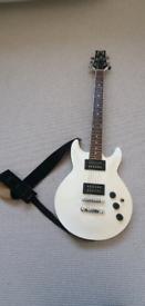 Guitar, Guitar Case, Tuner, Brass Slide, Strings