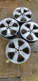 Vauxhall Mokka Alloy Wheels 18 inch