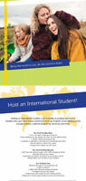 Wanted: Host Family for International High School Student