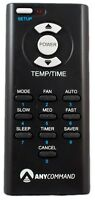 Any Command ACR-01 Universal Air Conditioner Remote Control--New
