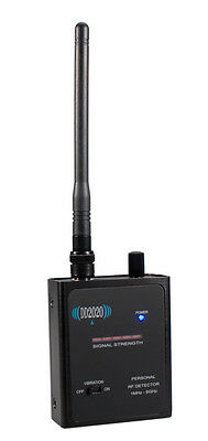KJB Security DD2020 Personal RF Detector (6Ghz) NEW