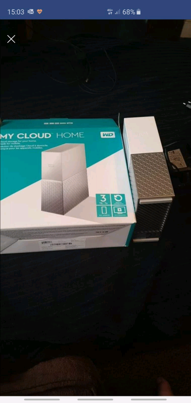 Wd my cloud home 3tb | in Portsmouth, Hampshire | Gumtree