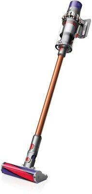 Dyson Cyclone V10 Absolute beutel- und kabelloser-/Softwalze/Handstaubsauger (inkl. 3 Elektrobürsten mit Direktantrieb bzw., Nickel-Cobalt-Aluminium Akku, Wandhalterung und Ladestation)