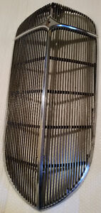 1936 GRILLE FOR CHRYSLER C7 AIRSTREAM
