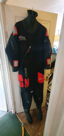 Large drysuit