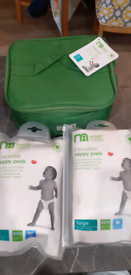 Mothercare smart reusable nappy system