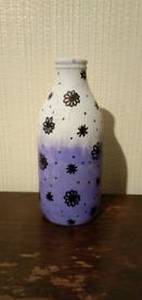 Antique Bottle art decor