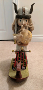 Viking Nutcracker