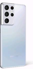 Samsung S21 128GB WHITE