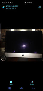 21.5 inch iMac for sale!
