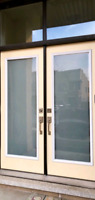 Want to Hire - Install Glass Door Inserts into Existing Doors