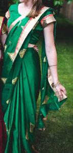 Beautiful Silk Sari