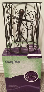 Scentsy Dragonfly Warmer Wrap (no warmer just wrap)